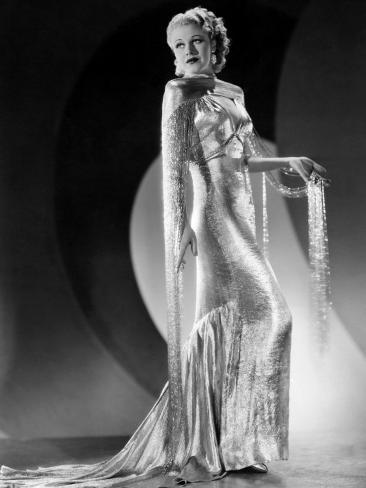 Ginger Rogers, c.1930s Photo