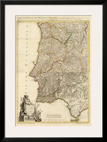 Composite portugal algarve c1780 prints by giovanni antonio composite portugal algarve c1780 gumiabroncs Gallery
