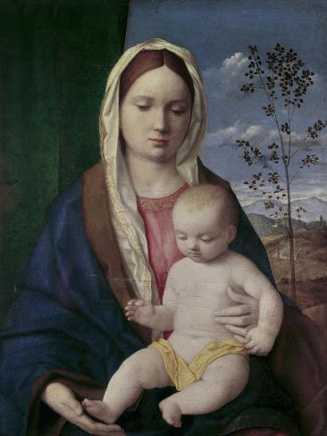 Madonna and Child, no.2 Giclee Print