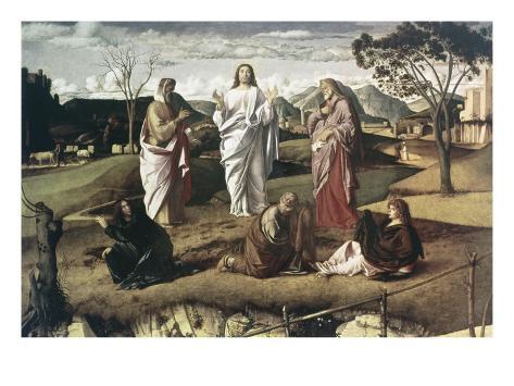 Transfiguration Giclee Print