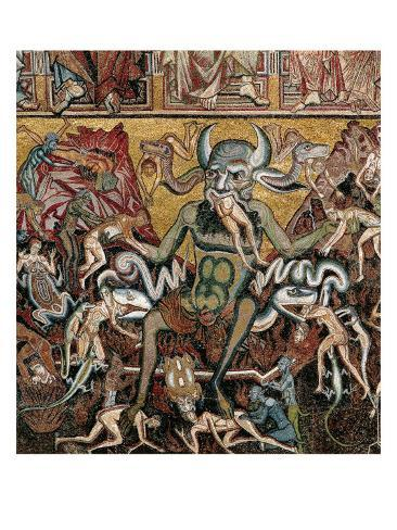 The Last Judgment Giclee Print