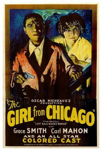 Girl From Chicago Poster