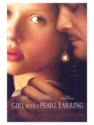 Girl with a Pearl Earring, 2004 Stretched Canvas Print
