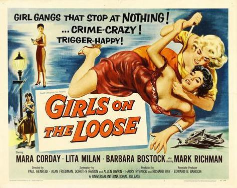 Girls on the Loose -  Style Poster
