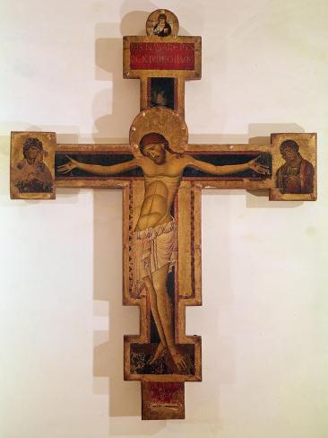 Crucifixión Lámina giclée