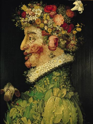 Spring, 1573 Giclee Print