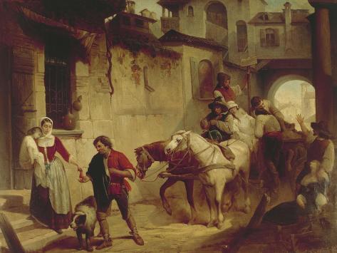 boccaccio's account of the plague