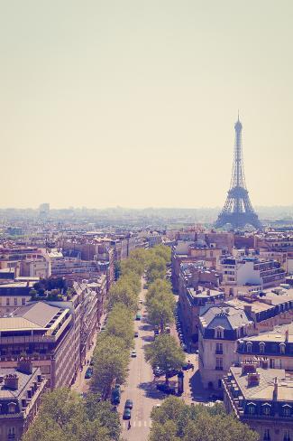 Paris Boulevards Photographic Print