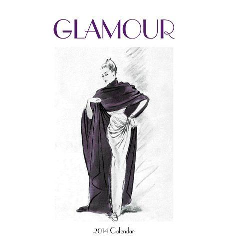 Glamour - 2014 Easel Calendar Calendars