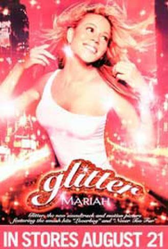 Glitter Original Poster