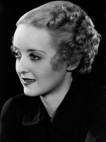 Bette Davis Photo