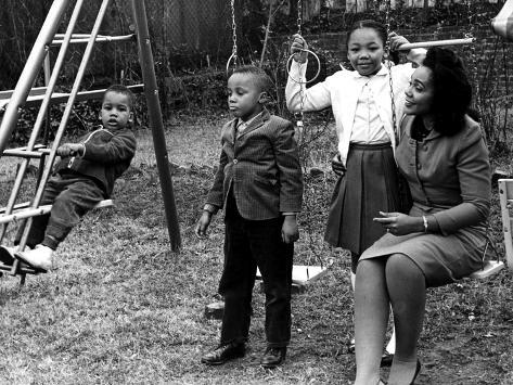 Coretta Scott King Photo