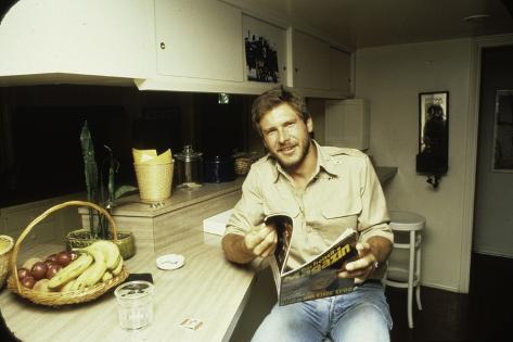 Harrison Ford Photo