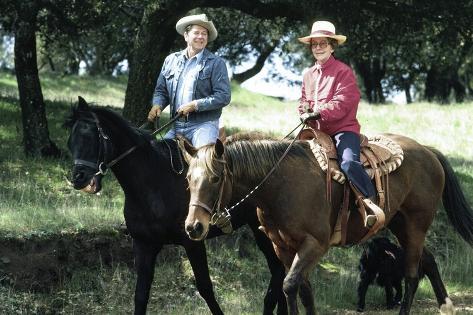 Ronald Reagan Photo