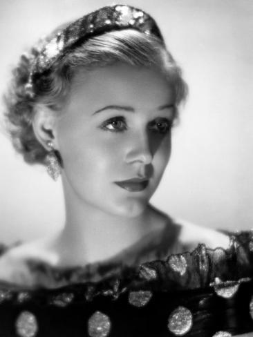 Gloria Stuart, 1934 Photo
