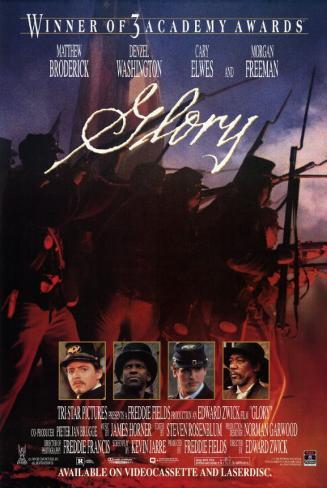 Glory - Uomini di gloria Stampa master