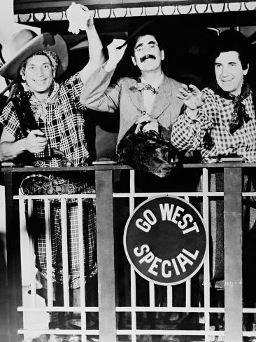 Go West, 1940 Impressão fotográfica