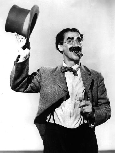 Go West (Les Chercheurs D' Or) De Edward Buzzell Avec Groucho Marx, 1940 Photo