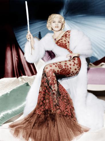 GO WEST YOUNG MAN, Mae West, 1936 Photo