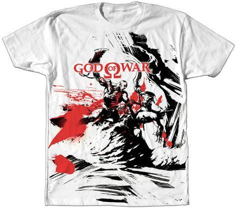 God Of War - No Quarter T-Shirt