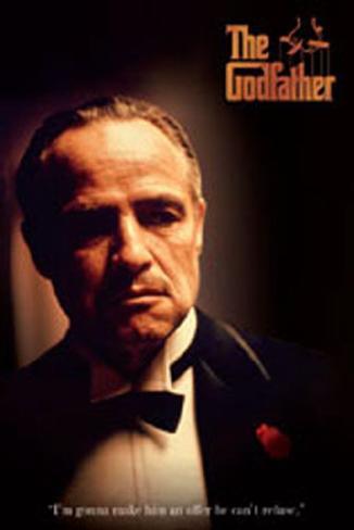 Godfather Color Impressão original