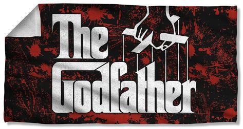 Godfather - Logo Beach Towel Beach Towel