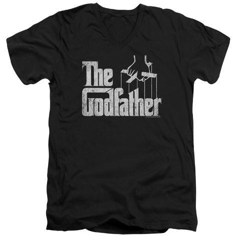 Godfather- Logo V- Neck V-Necks