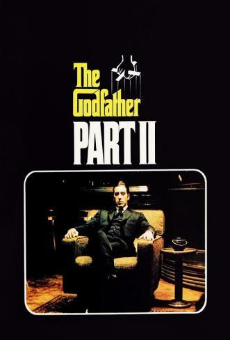 Godfather, Part 2 Masterprint