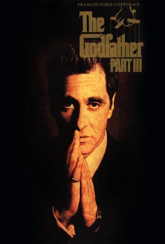 Godfather, Part 3 Pôster