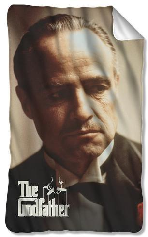 Godfather - Vito Fleece Blanket Fleece Blanket