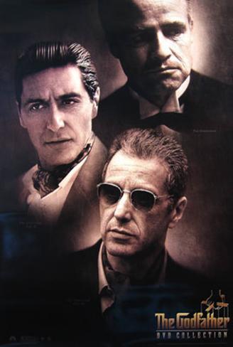 Godfather Original Poster
