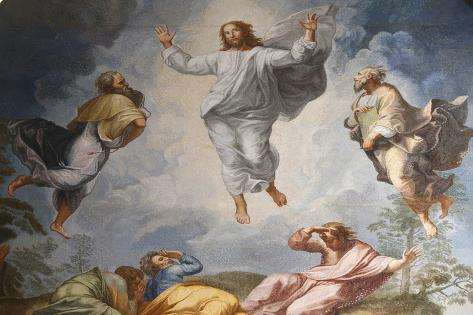 Raphael S Oil Painting Of The Resurrection Of Jesus