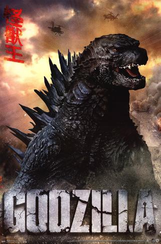 Godzilla - Roar Poster