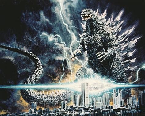 Godzilla: The Series Foto