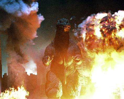 Godzilla: Tokyo S.O.S. Foto