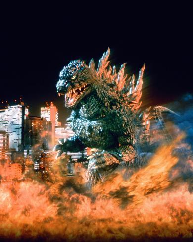 Godzilla Foto