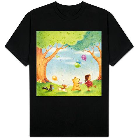 Going to Birthday Party with Friends T-Shirt