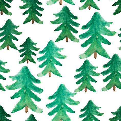 background of christmas tree christmas tree seamless pattern