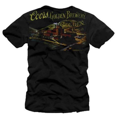 Golden Brewery T-Shirt