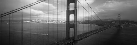 Golden Gate Bridge, San Francisco, California, USA Photographic Print