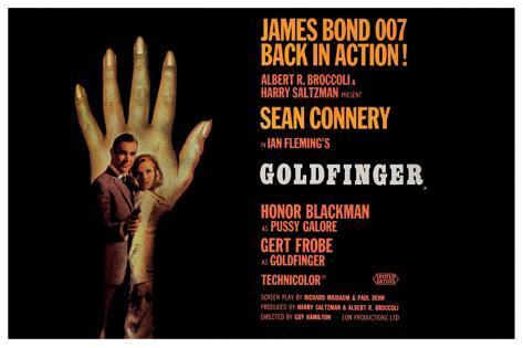 Goldfinger-Hand Impressão em tela esticada
