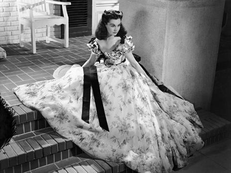 Gone with the Wind, 1939 Impressão fotográfica