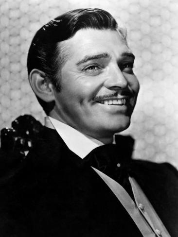 Gone with the Wind, Clark Gable, 1939 Photo