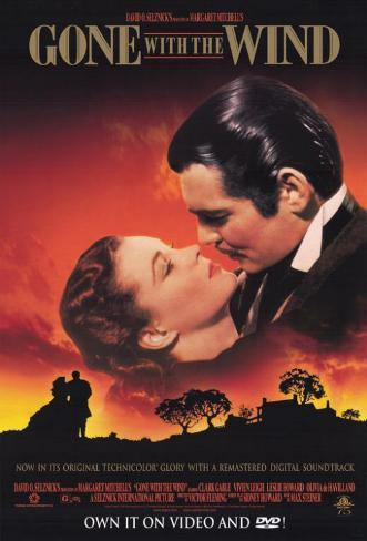 Gone With The Wind Masterprint