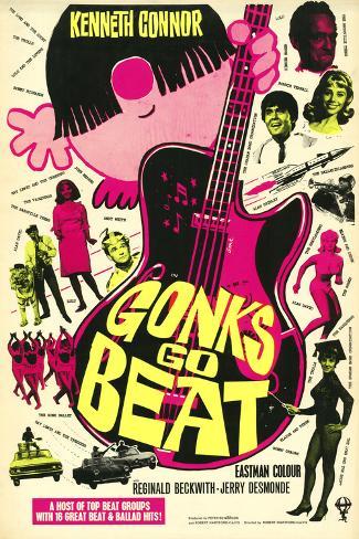 Gonks Go Beat Lámina