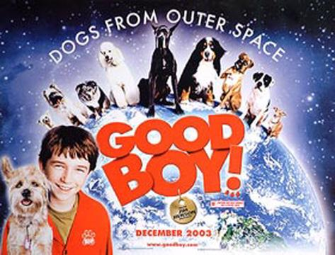 Good Boy! Originalposter