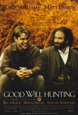 Good Will Hunting Masterprint