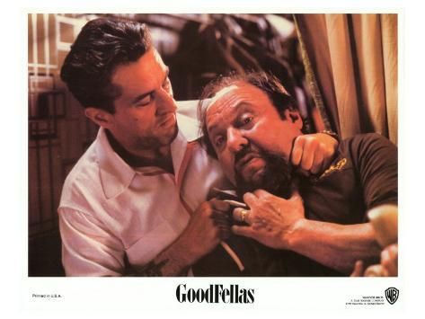 Goodfellas, 1990 Stretched Canvas Print