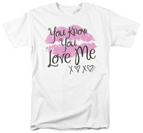 Gossip Girl - You Love Me T-Shirt