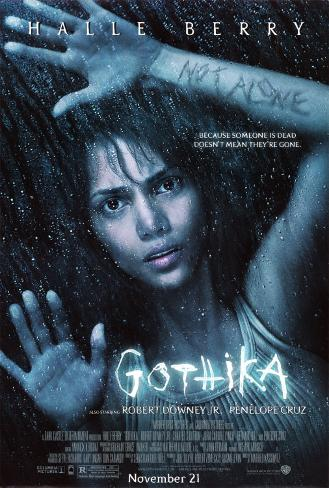 Gothika Poster double face